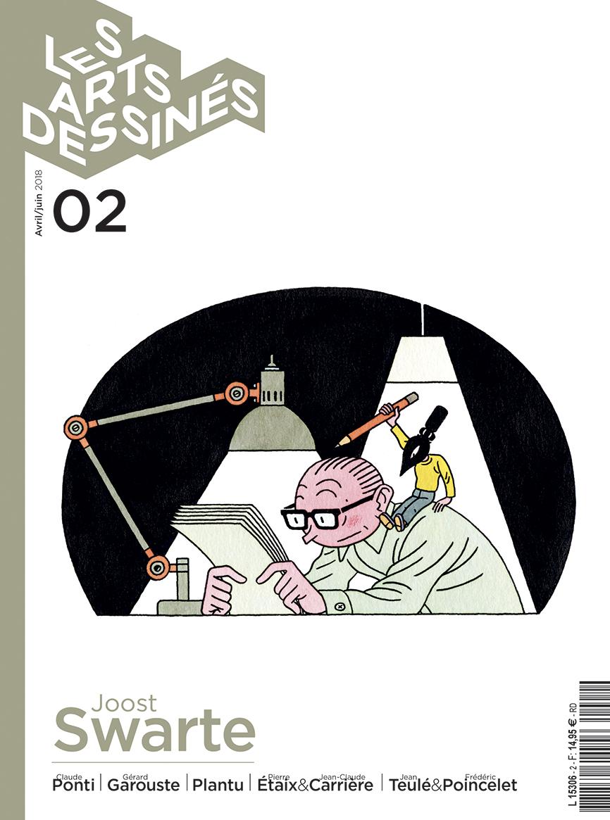 Les Arts dessinés 211
