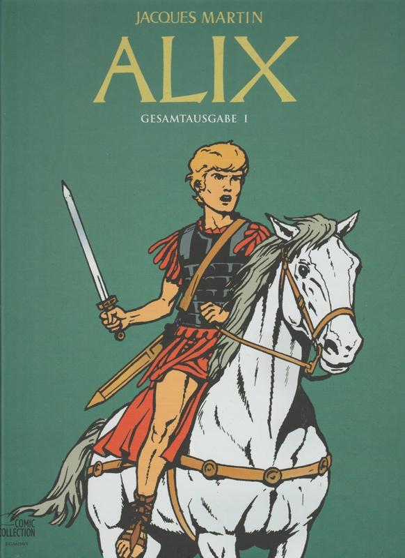 Alix en langues étrangères Couver10
