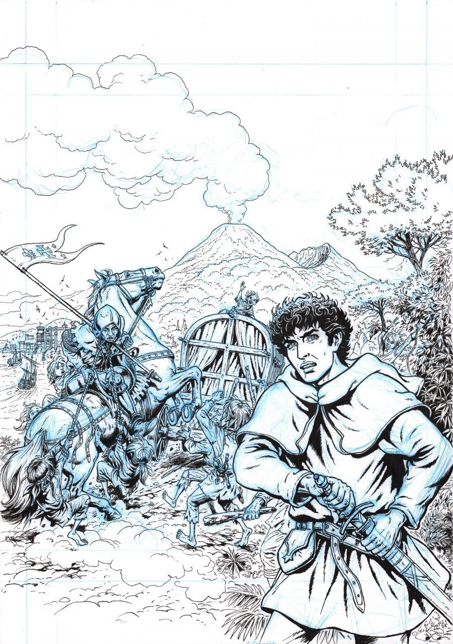 Vasco de Gilles Chaillet - Page 14 Couver17
