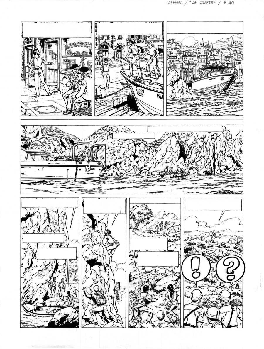 La crypte - Page 2 Planch24