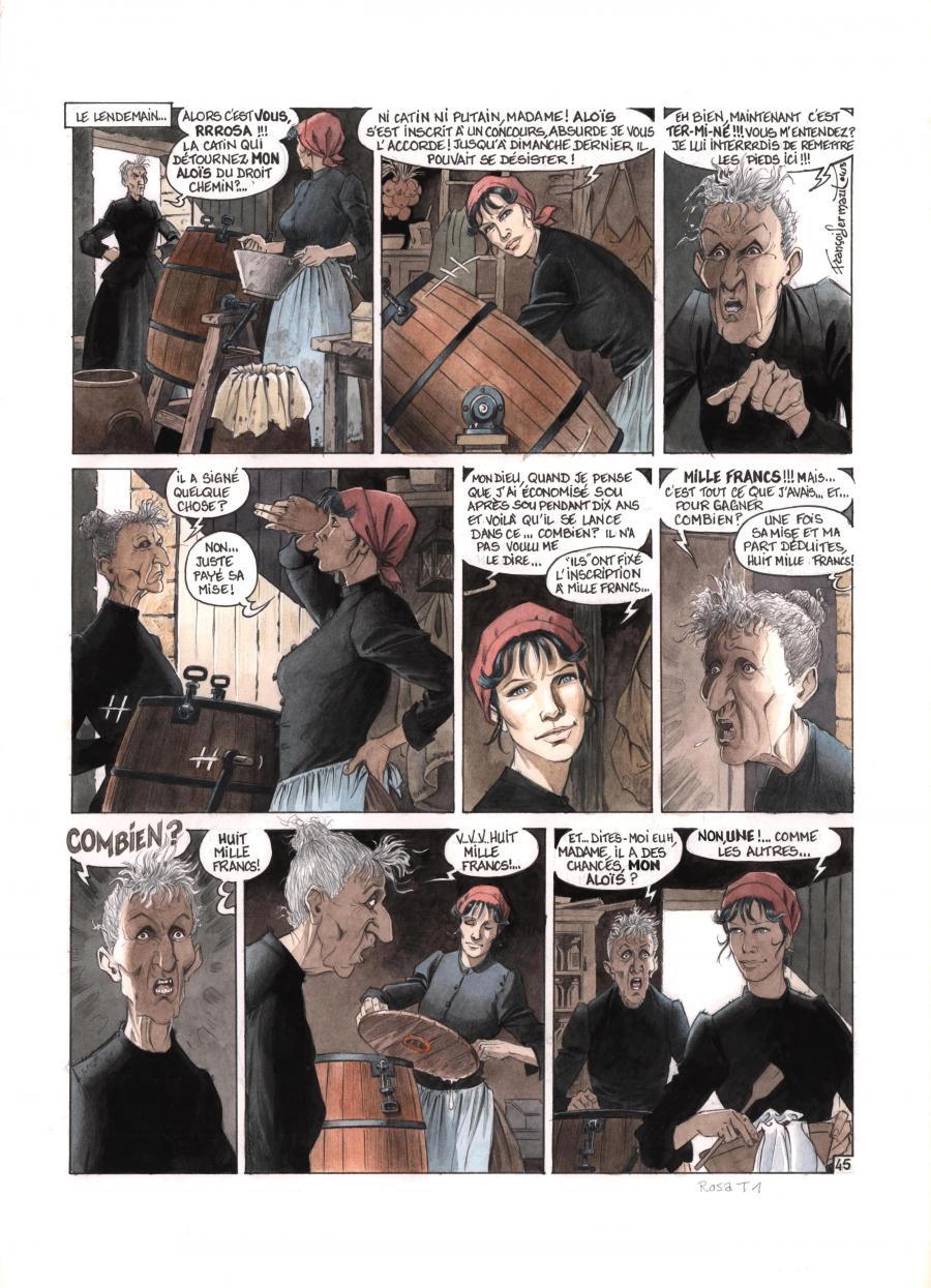 François Dermaut, Malefosse et l'Histoire - Page 2 Planch30