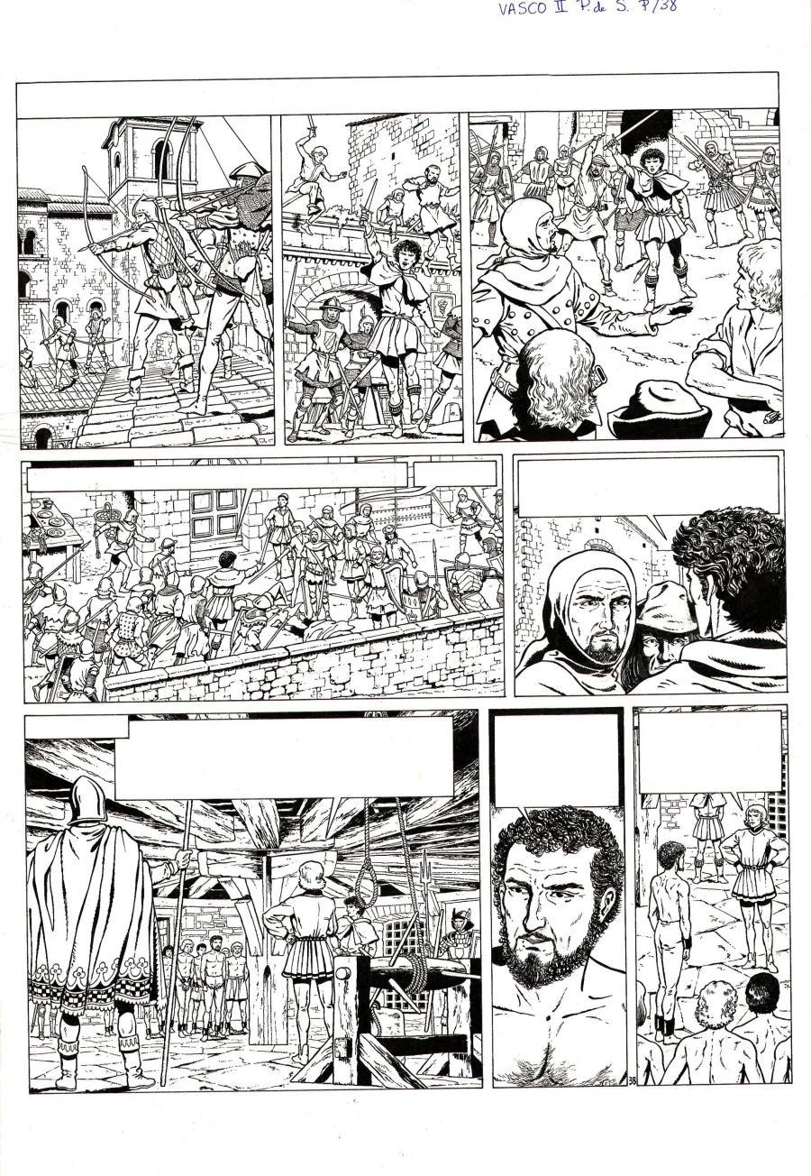 Vasco de Gilles Chaillet - Page 13 Vasco_10