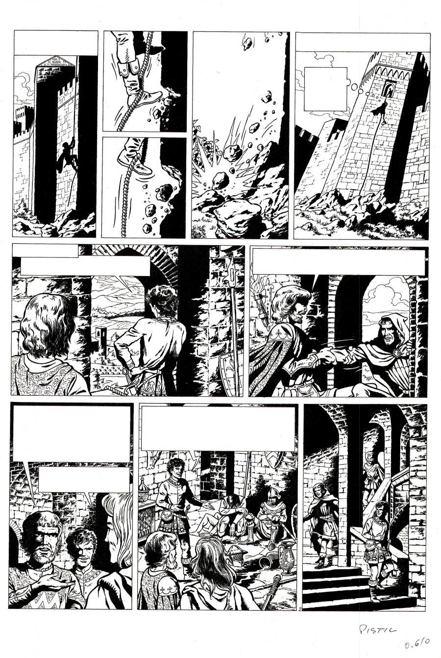 Vasco de Gilles Chaillet - Page 14 Vasco_11