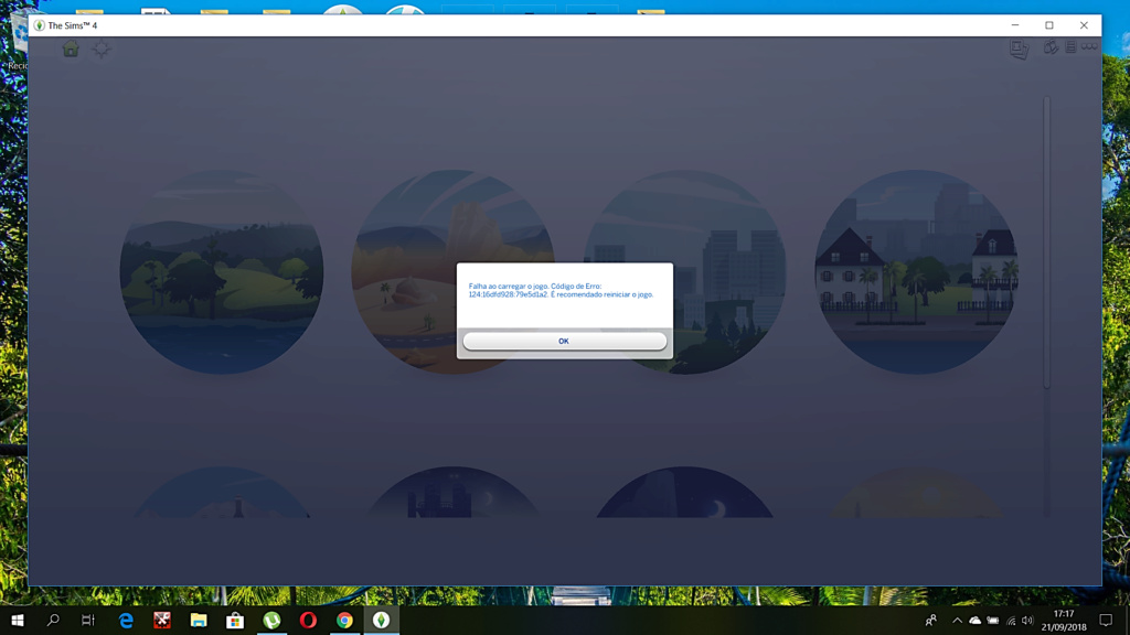 ERROR LAST UPDATE 1.46.18 THE SIMS 4 Erro_u10