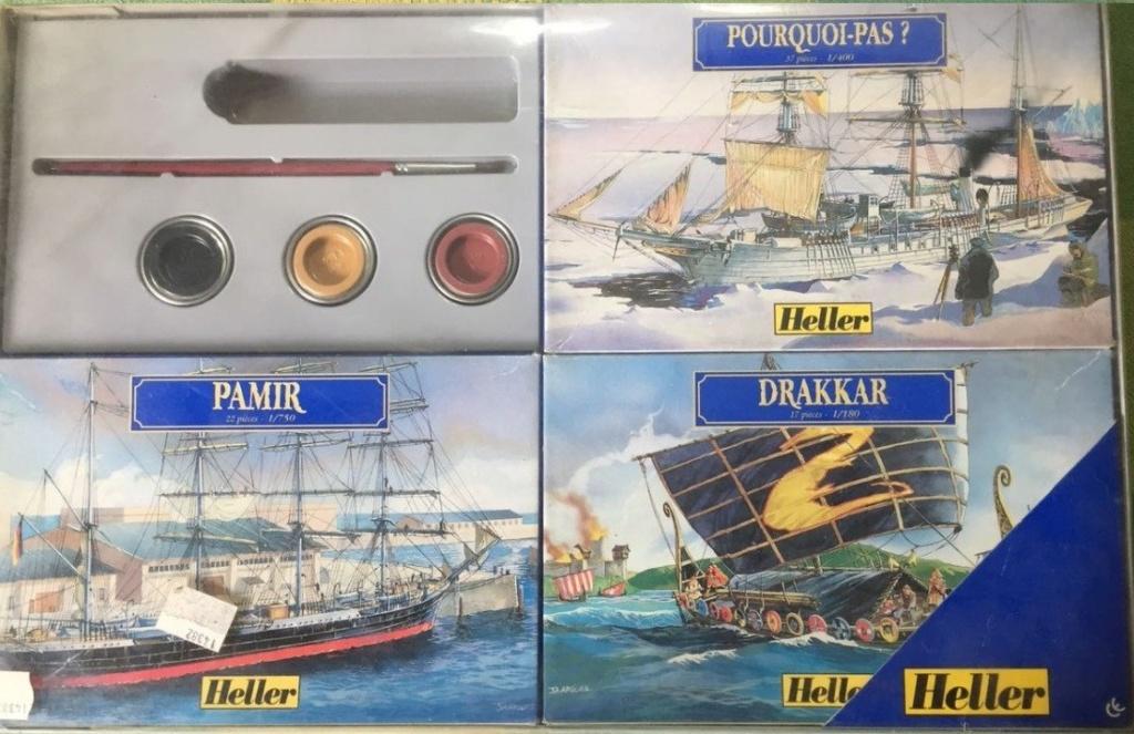 Heller kit 3 bateau, (Pourquoi-Pas, Pamir, Darkar) par tatave Kit-de10