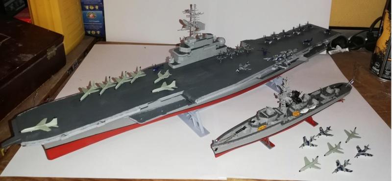Heller 1/400 Kit Task Force Ravitaillement par Tatave Montag10