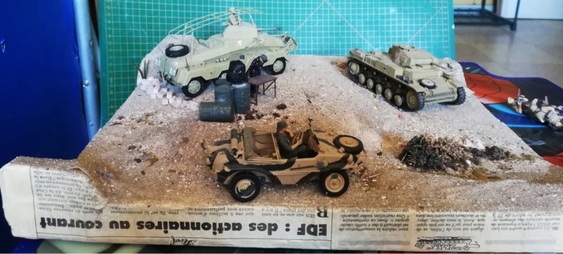 "Afrika Korps ""le Briefing"" 1/35eme Sans_t16"