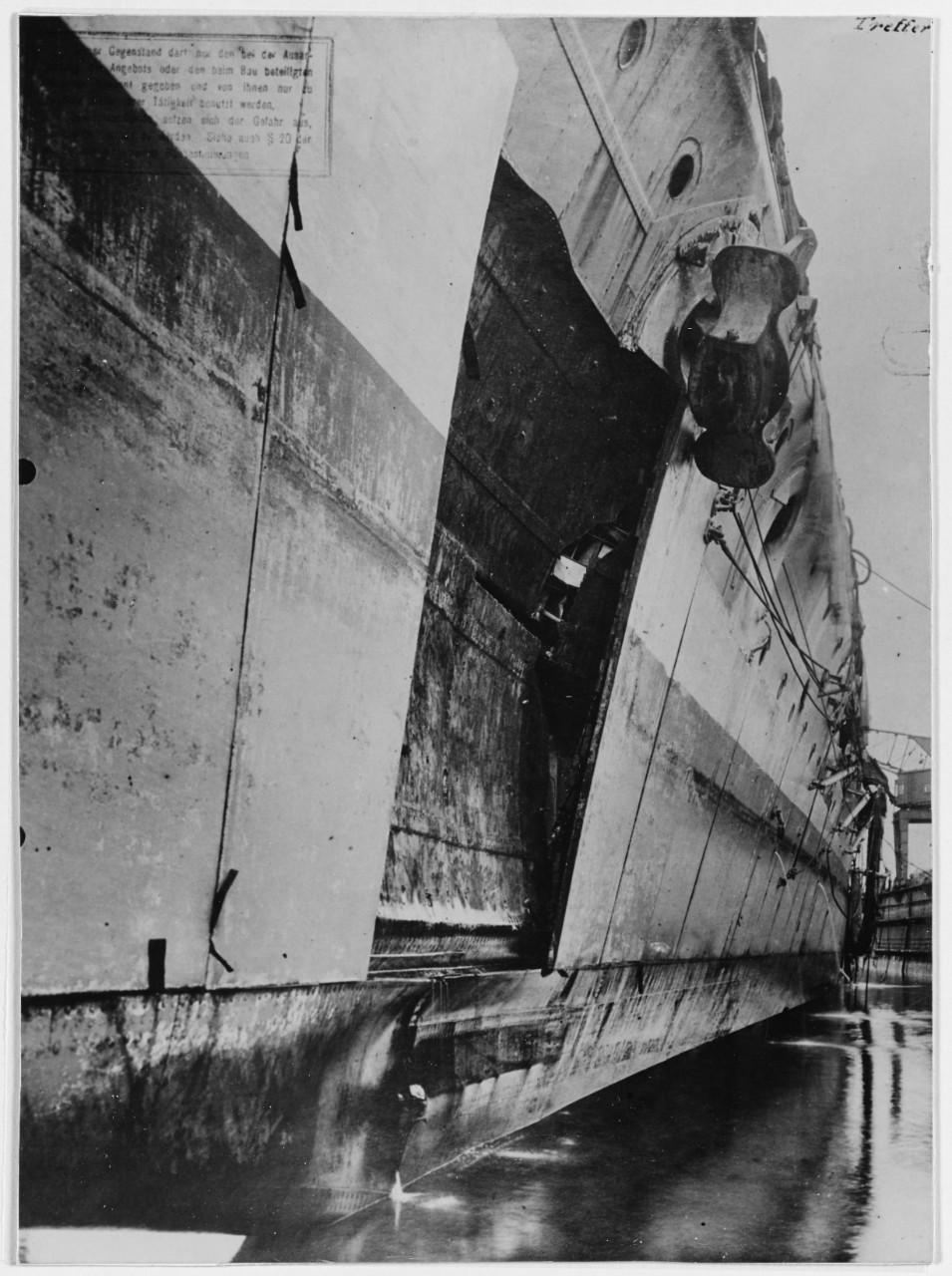 Battlecruiser SMS Seydlitz 1/350 14383710