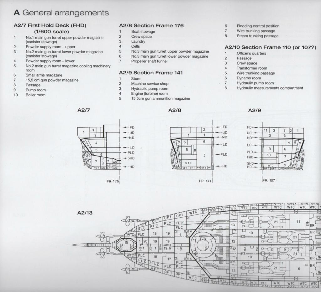 Yamato, un jour de janvier 1945 Modèle RC au 1/150 dans sa vitrine d'exposition - Page 6 2017-018
