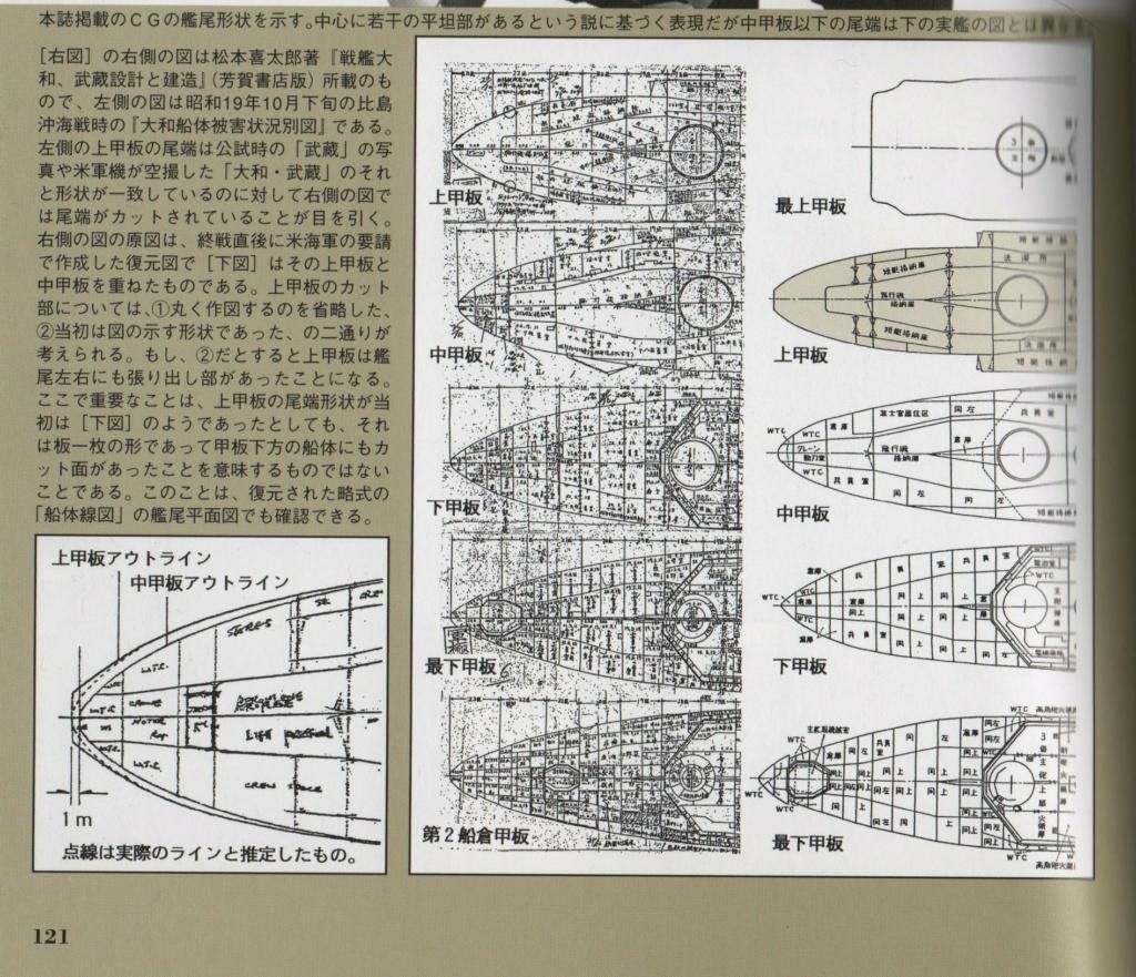 Yamato, un jour de janvier 1945 Modèle RC au 1/150 dans sa vitrine d'exposition - Page 6 2017-019