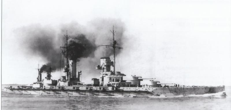 SMS Grösser Kurfürst au 1/350 d'ICM 38729g10