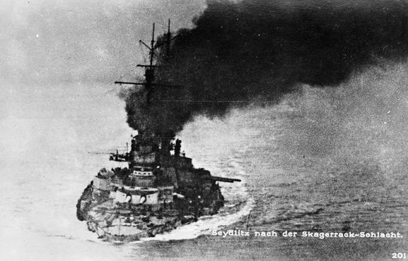 Battlecruiser SMS Seydlitz 1/350 599dd710