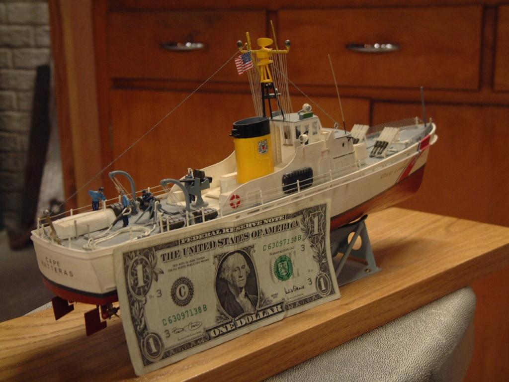 Patrouilleur de la U.S. Coast Guard : le CAPE GULL Cape_c10