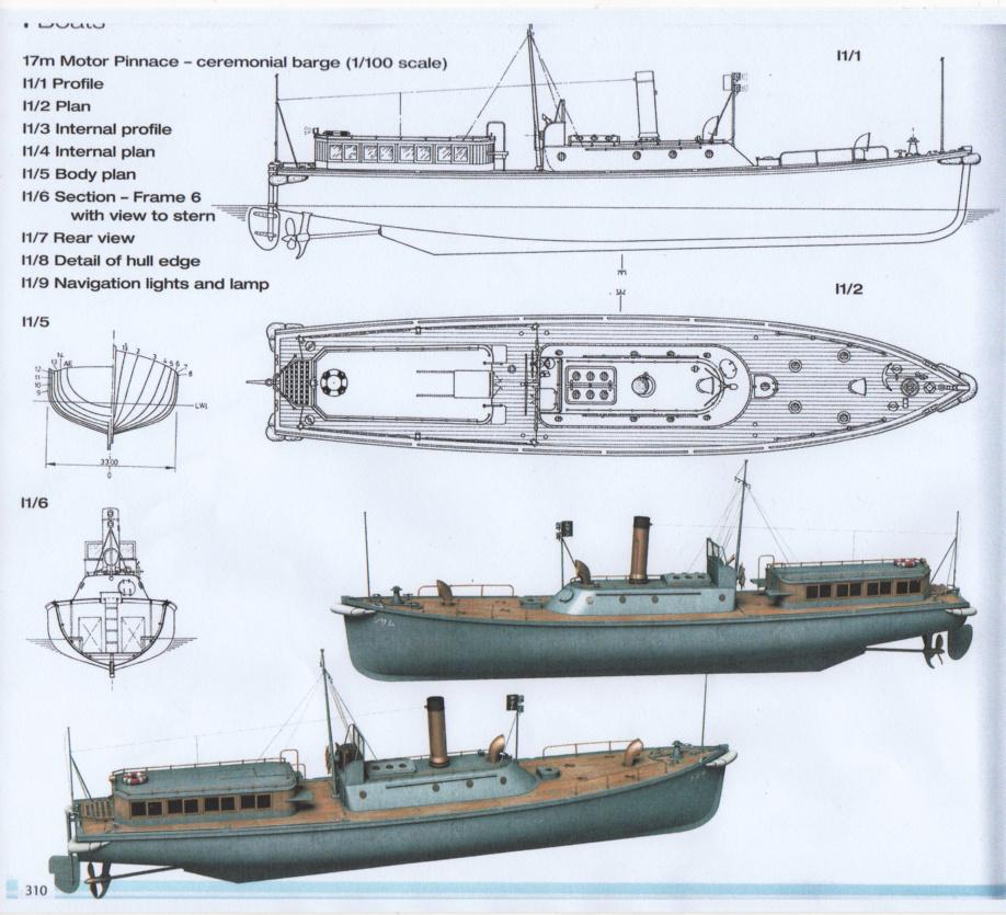 Pinasse de 17m - Marine Impériale Japonaise - 1/144 Images11