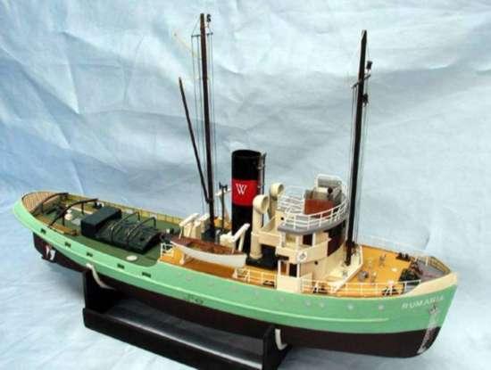 Remorqueur de haute mer S.T. Rumania (RC Deans Marine 1/96°) de Philippe R. DAVID Rumani10