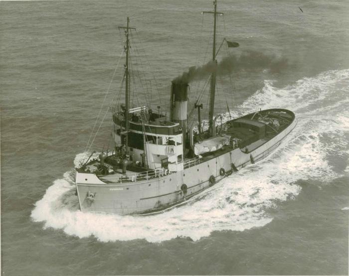 Remorqueur de haute mer S.T. Rumania (RC Deans Marine 1/96°) de Philippe R. DAVID Rumani15