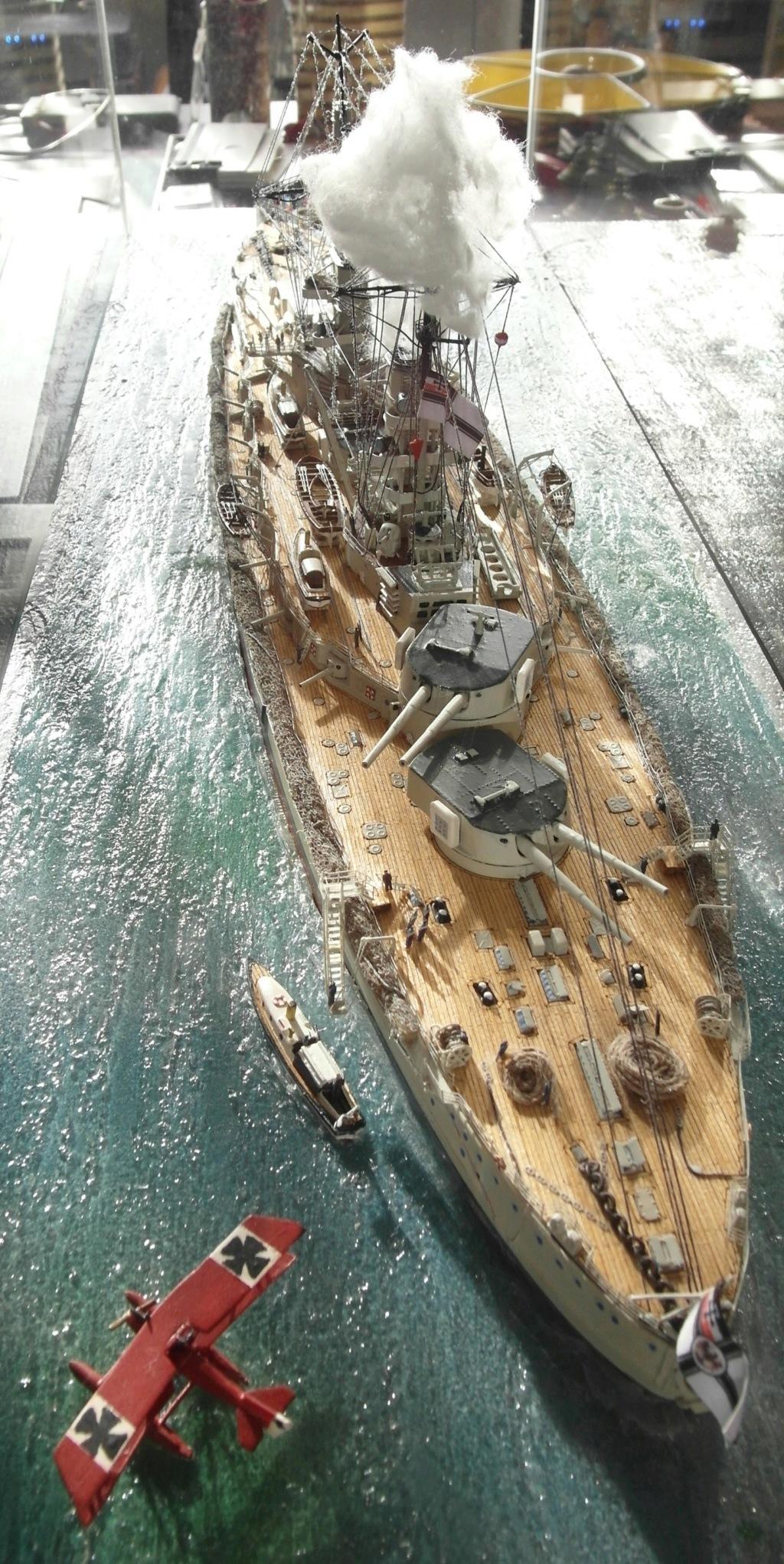 SMS Grösser Kurfürst au 1/350 d'ICM Sam_0023