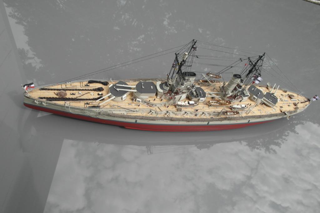 SMS Grösser Kurfürst au 1/350 d'ICM Sam_8610