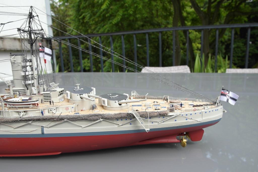 SMS Grösser Kurfürst au 1/350 d'ICM Sam_8810