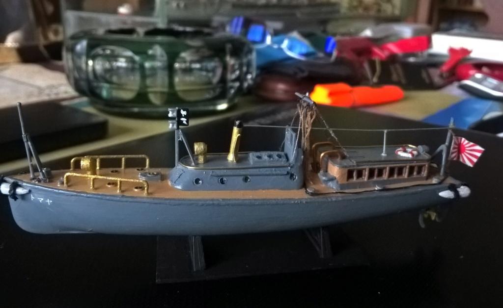 Pinasse de 17m - Marine Impériale Japonaise - 1/144 Wp_20361