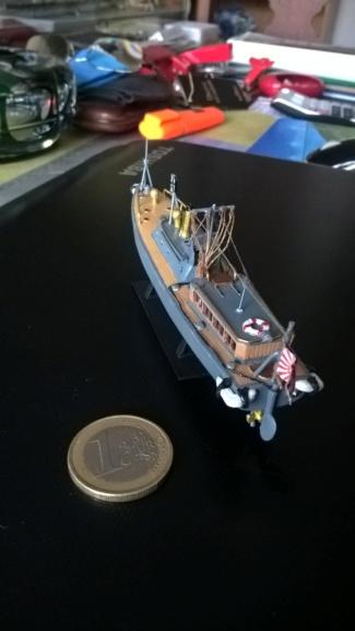 Pinasse de 17m - Marine Impériale Japonaise - 1/144 Wp_20362