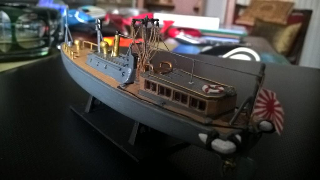 Pinasse de 17m - Marine Impériale Japonaise - 1/144 Wp_20363
