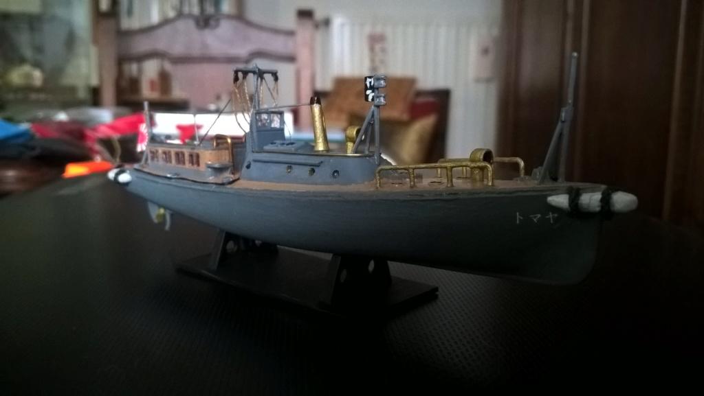 Pinasse de 17m - Marine Impériale Japonaise - 1/144 Wp_20364