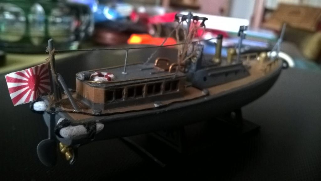 Pinasse de 17m - Marine Impériale Japonaise - 1/144 Wp_20365
