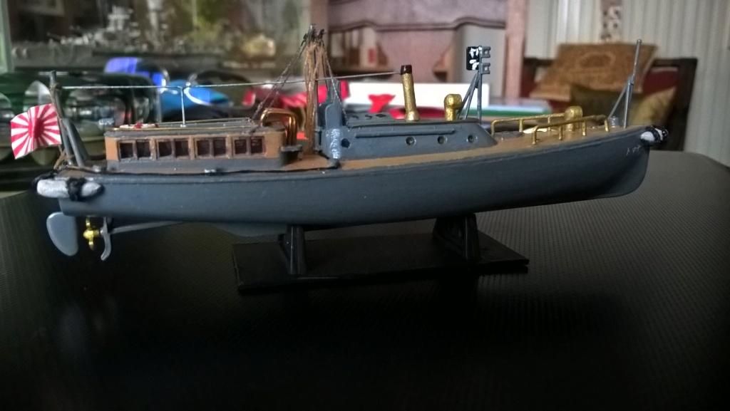 Pinasse de 17m - Marine Impériale Japonaise - 1/144 Wp_20366