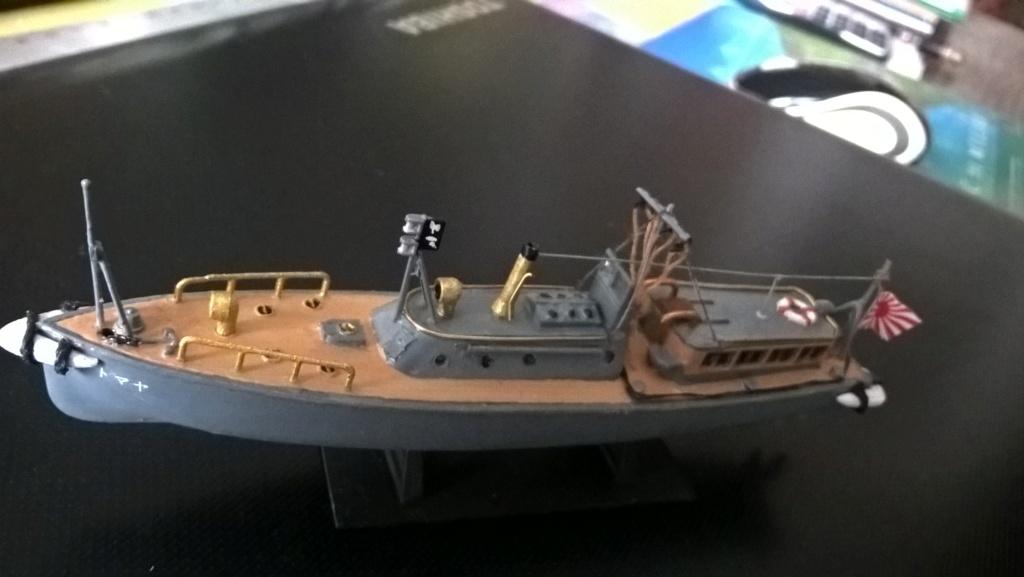 Pinasse de 17m - Marine Impériale Japonaise - 1/144 Wp_20368
