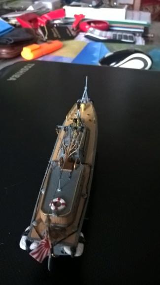 Pinasse de 17m - Marine Impériale Japonaise - 1/144 Wp_20369
