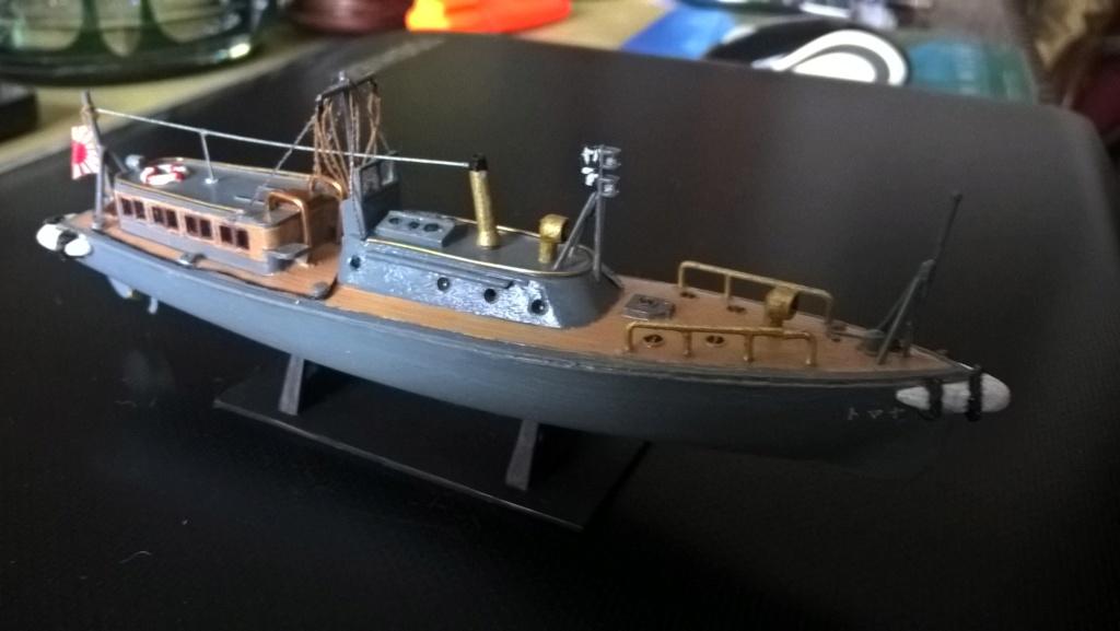 Pinasse de 17m - Marine Impériale Japonaise - 1/144 Wp_20370