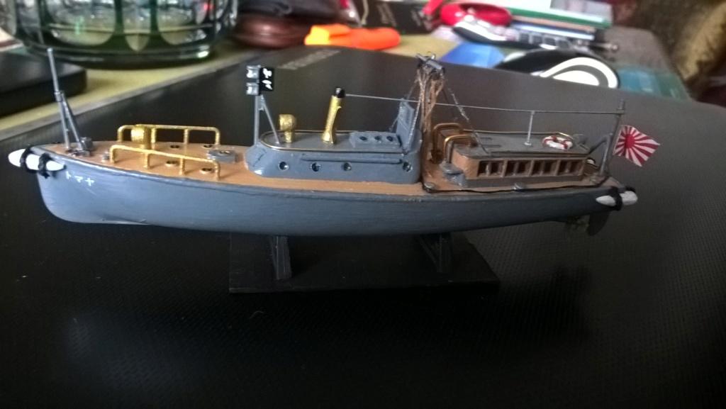 Pinasse de 17m - Marine Impériale Japonaise - 1/144 Wp_20371