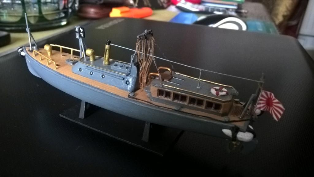 Pinasse de 17m - Marine Impériale Japonaise - 1/144 Wp_20372
