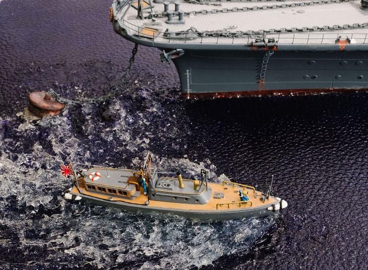 Pinasse de 17m - Marine Impériale Japonaise - 1/144 Yamato44