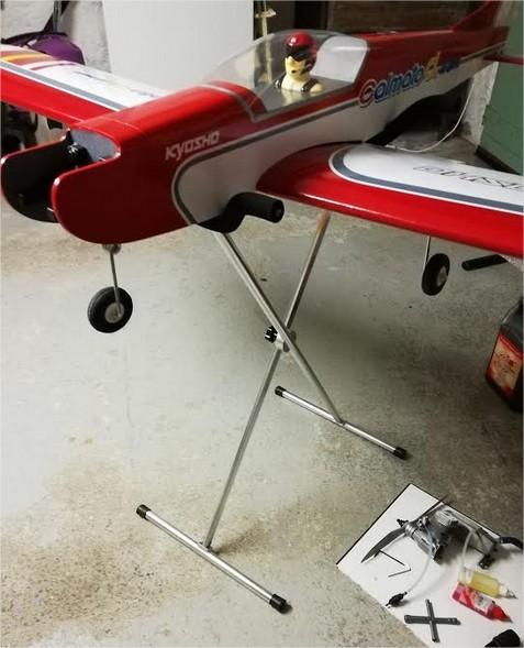 Stand Avion Stand10