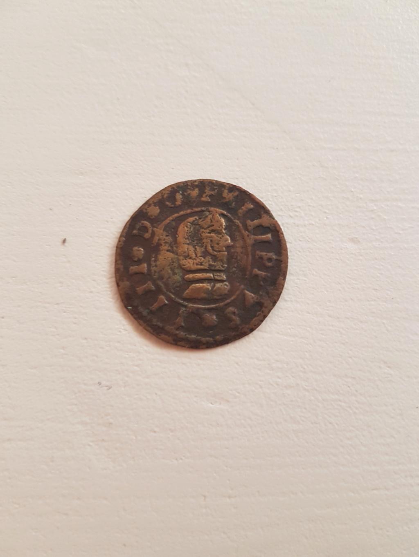 Monedas Felipe IV 16 Maravedí 1662 20181011