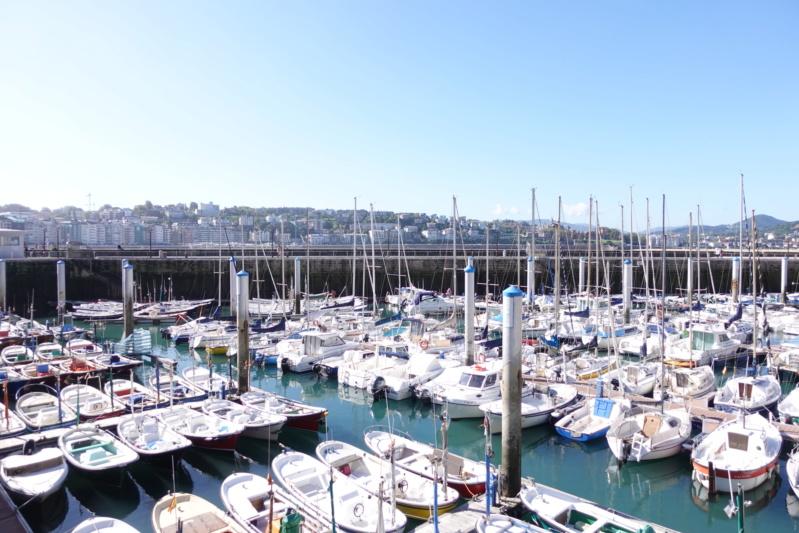 San st bastian (le port) plus la plage  Dsc00021