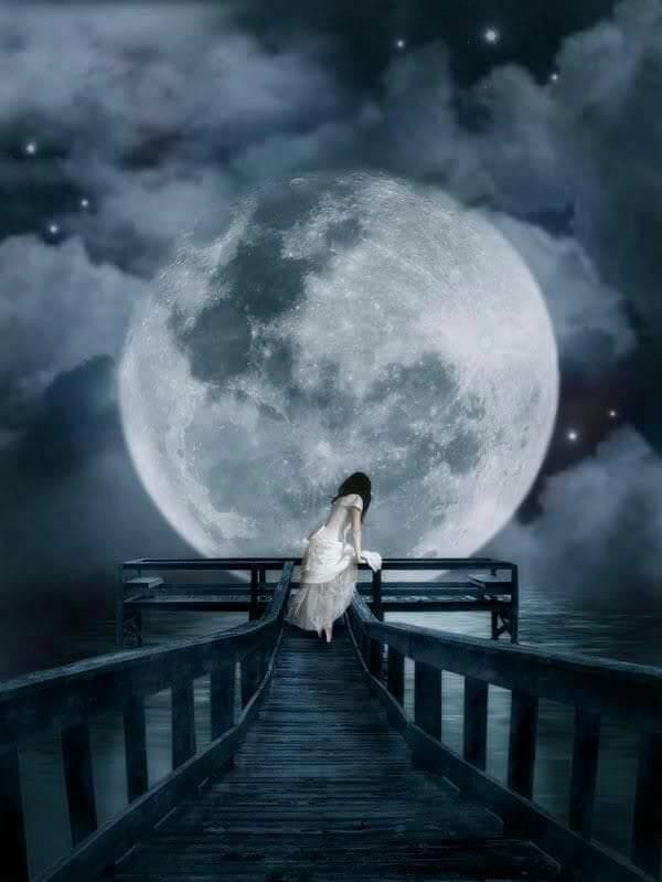 متى سأتقن صمت الليل ***بقلم المبدعة ///  دجى سالم Fb_img33