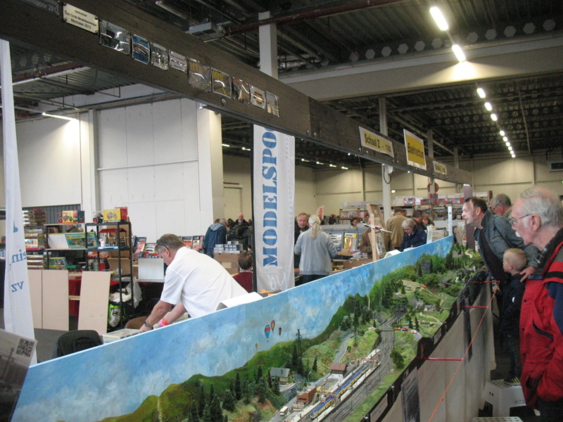 Expo Rail 2019à Houten - Pays Bas Houten23