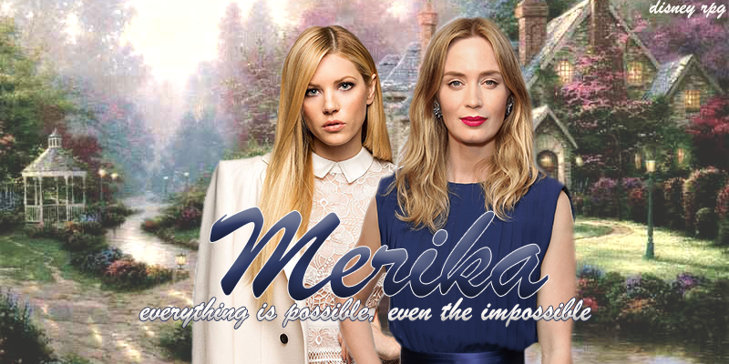 Meredith P. Newton ❖ Emily Blunt Merika10