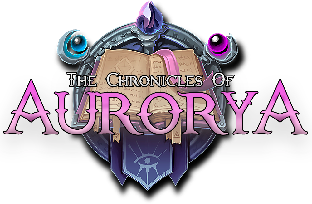 The Chronicles of Aurorya [MMORPG] Logo12