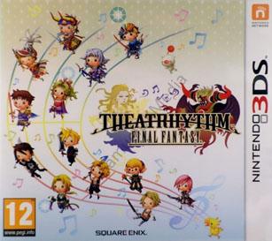 Theatrhythm 3DS et autres jeux musicaux 3DS. Theat110
