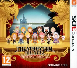 Theatrhythm 3DS et autres jeux musicaux 3DS. Theat210