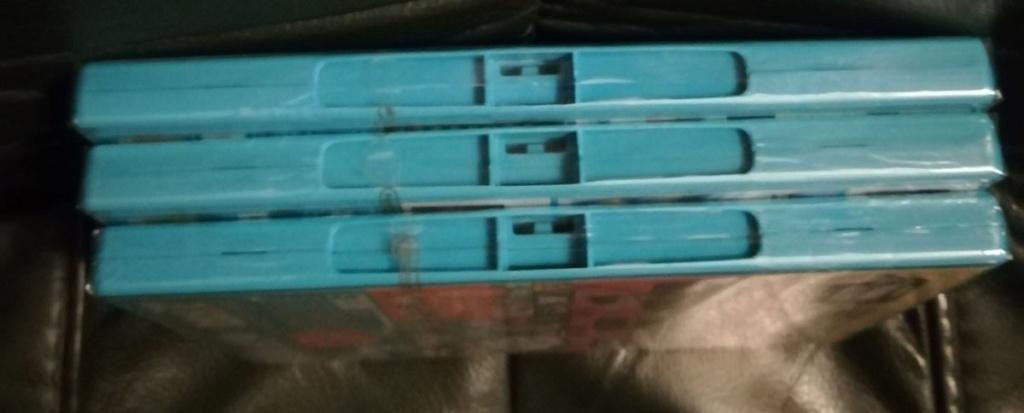 [VENDU] Switch, Lot WiiU blister, WiiU, MSX Tranch13