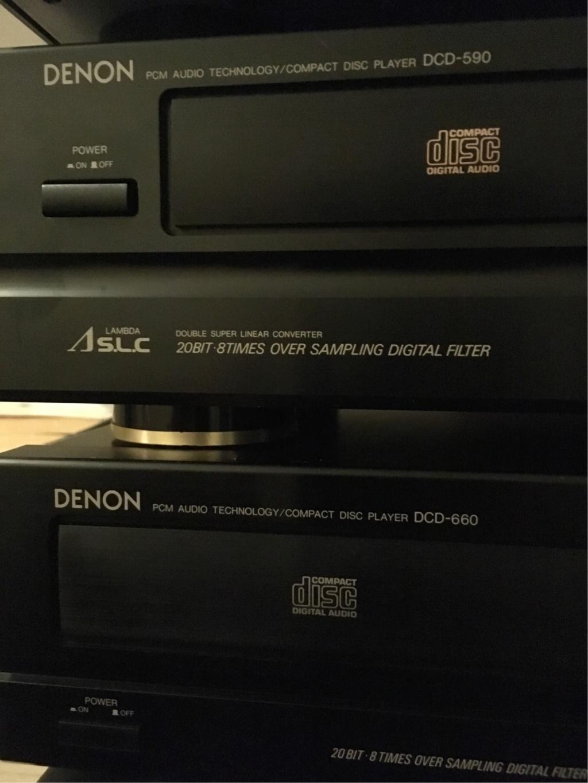 Ajuda a escolher um dos dois - Denon DCD660 ou DCD590 Unt66611