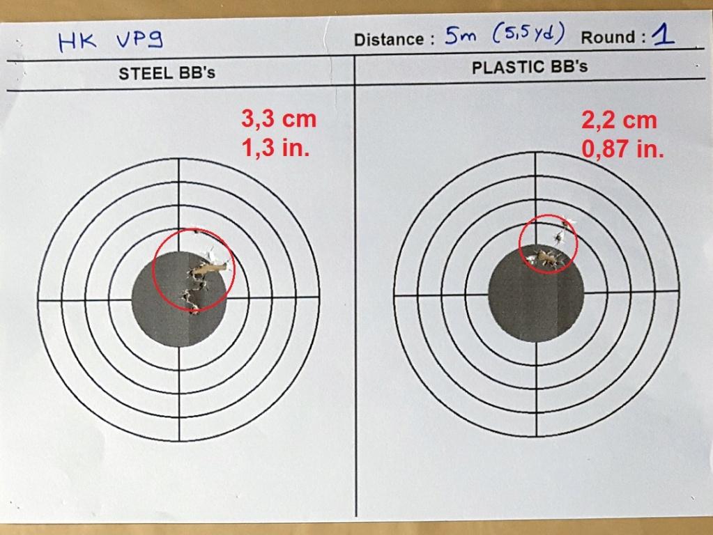 Tests des billes plastique 4,5mm ASG Blaster - Page 2 C110