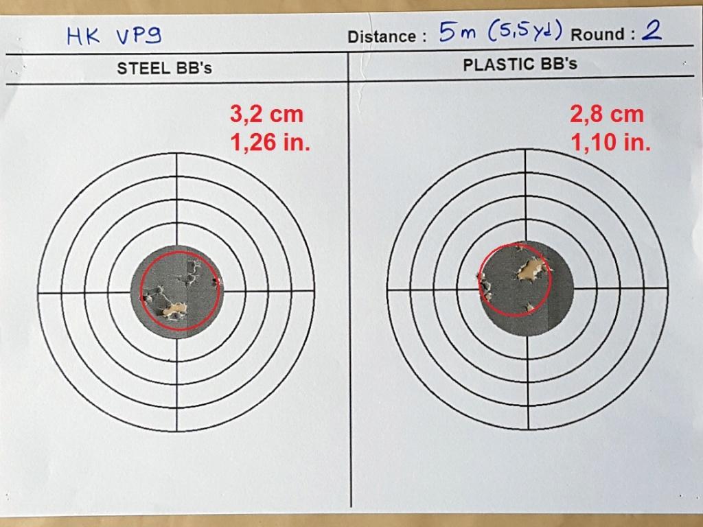 Tests des billes plastique 4,5mm ASG Blaster - Page 2 C210