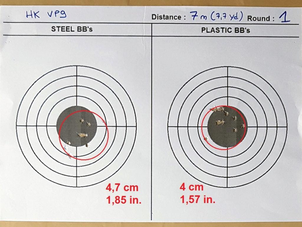 Tests des billes plastique 4,5mm ASG Blaster - Page 2 C410