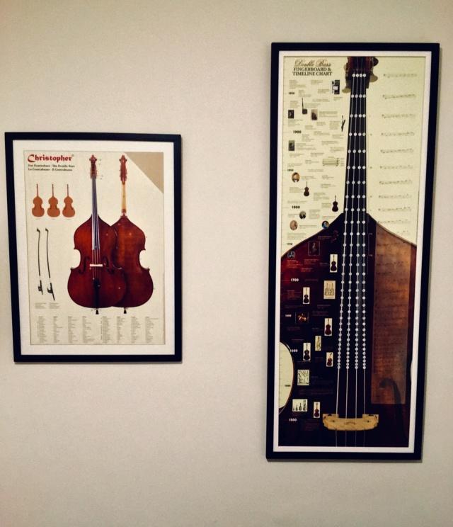 Posters Alemães: Contrabaixo, Notações, Linha do Tempo e Vernáculo Img_1416